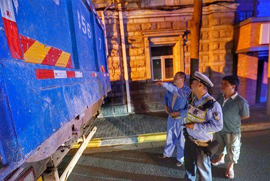 上海全市开展整治行动严查货车超载!全面提升执法力度