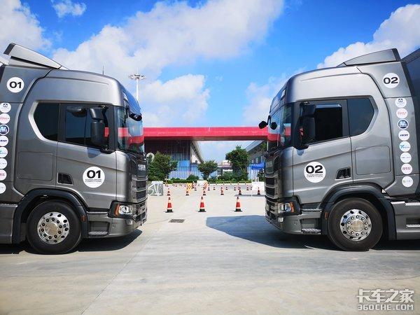 德邦司机问鼎冠军豪夺2018斯堪尼亚中国卡车驾驶员大赛20000元奖金