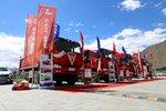 65载感恩同行 解放助力藏区运输新腾飞