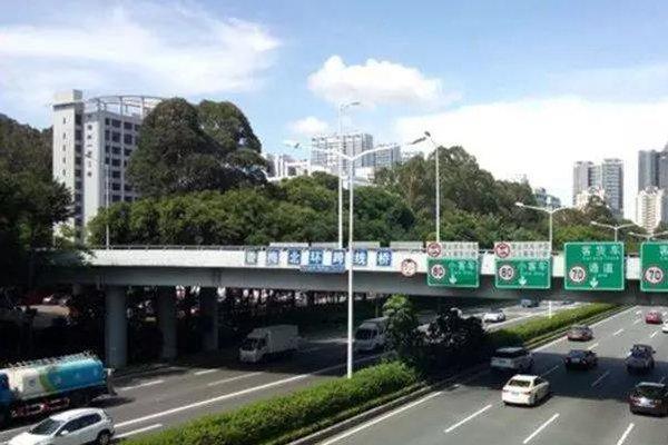 深圳这13条路已实施客货分离,有你常去的吗?