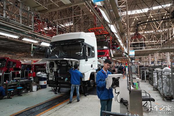 形成物流节点城市卡车运力提升4倍中国运输行业未来或会这么发展