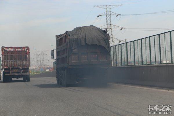 山西:开展柴油货车和散装物料运输车污染专项治理行动