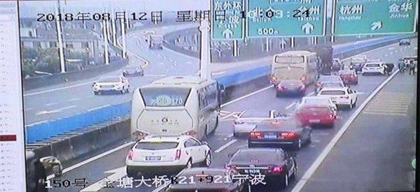 舟山:8月19日部分时段跨海大桥禁行货车