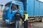 15日起 柴油货车过太原城区改行新线路
