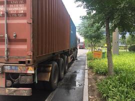 超载超限使不得,卡车司机期盼人性执法