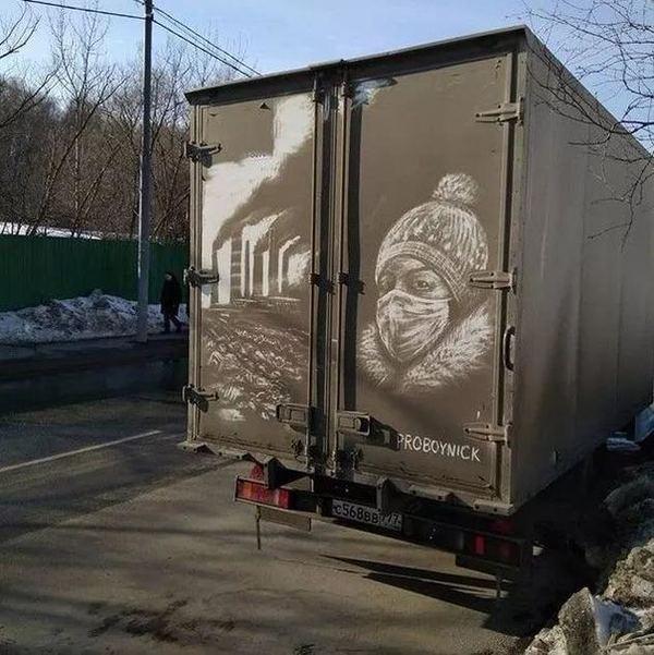 世界上最有创意的货车改装集锦欧美的最好看!国内的最心酸