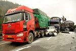 3起交通事故致28人死亡 超载超速是主因