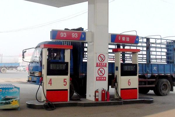 提前42天上海石化��六汽柴油投放市��