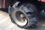 爆胎威力你了解吗?请对你的轮胎好一点