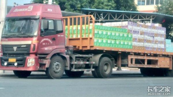 场内卸货场外装回来超载卸货成了部分人的牟利工具