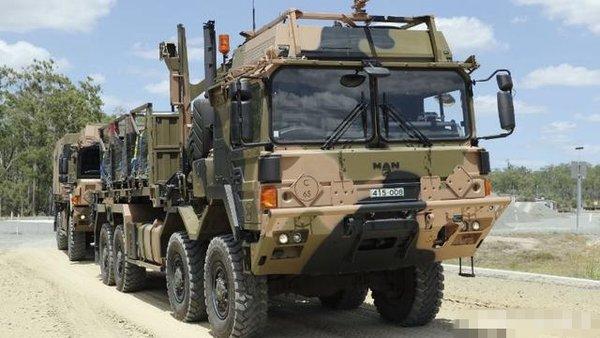 罗马尼亚:经销商与当地车企合作生产军用卡车