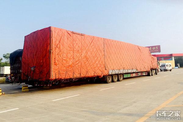 卡友圈爆料:山东河北省界严查17.5米大板针对套牌假户