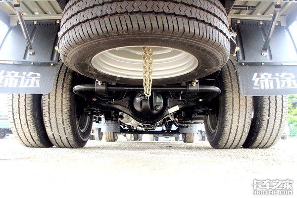 省钱还有劲儿采用柴油动力缔途DX轿卡城配版好像还不错哦