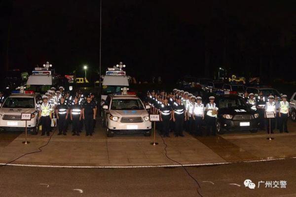 广州严打泥头车套牌出动240名警力查扣违法车辆112台