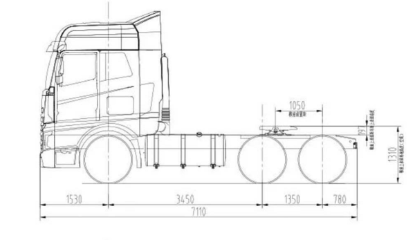 半挂车驱动轮打滑是什么原因引起的?应该如何解决?