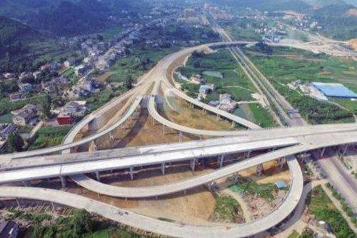 贵州遵义南环高速12月通总投资70.46亿