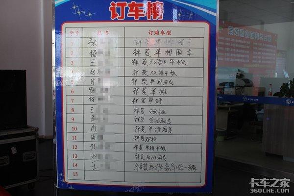 福田祥菱百城千店全民团购惠―滕州站隆重举办