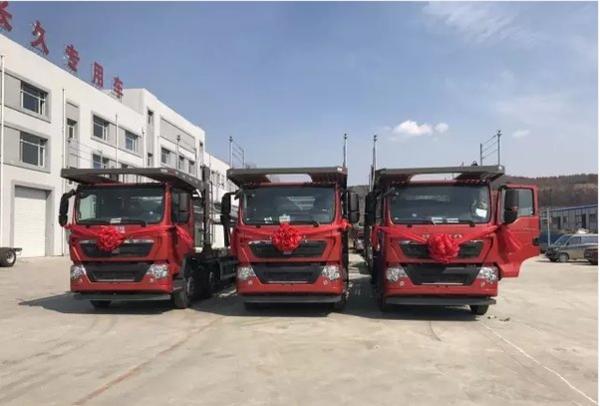 中国重汽与长久集团成立合资公司发力重卡采购和轿运