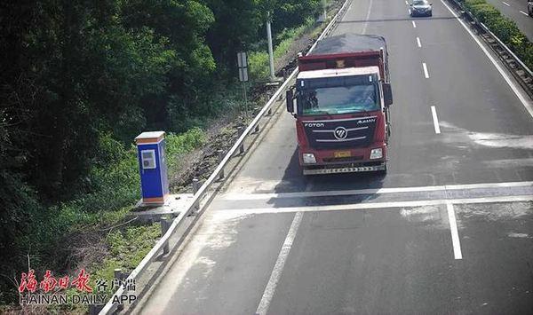 这辆车在海南3个月超限311次!100辆严重超限大货车被曝光
