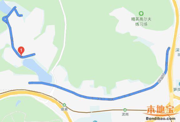 深圳:9月1日起罗湖区金湖路限行大型货车