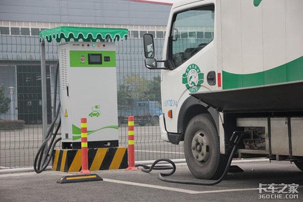 新能源车辆未来在哪?或将承包城市配送,谁先下手谁为强