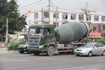深圳不仅淘汰泥头车 搅拌车也面临淘汰