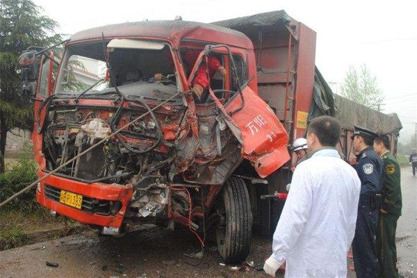 心惊!海南货车事故每年致约200人死亡