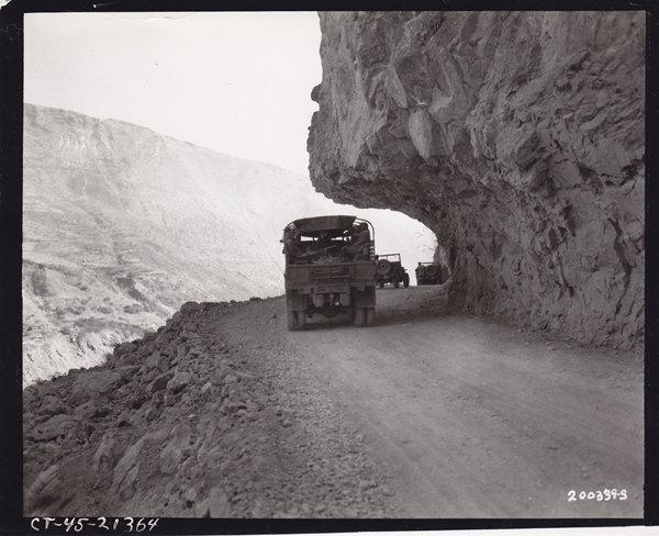 中华民族的抗战英雄路滇缅公路通车80周年:涅��重生传奇依旧