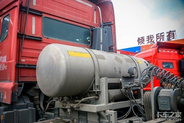 LNG车维修没气怎么办?这个设计真心不错,连救援都免了