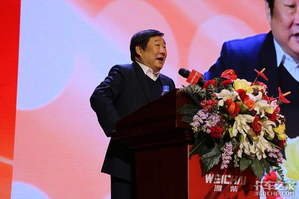潍柴动力董事长谭旭光:新能源不可能颠覆传统能源