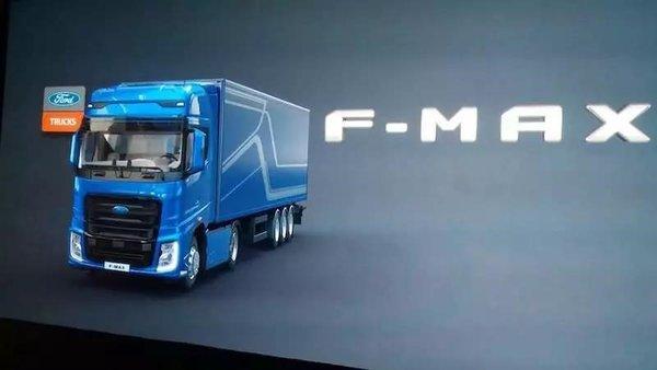 福特F-MAX�砹�,江�重卡���w版����h��