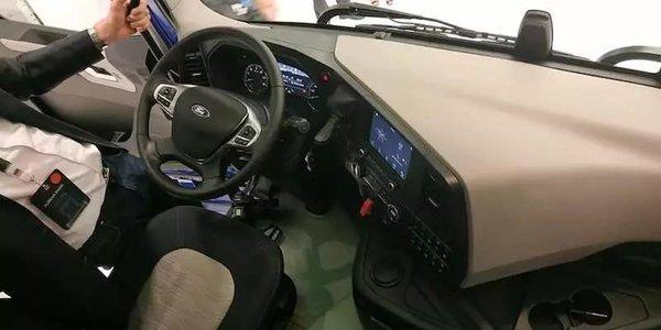 福特F-MAX来了,江铃重卡宽体版还会远吗?