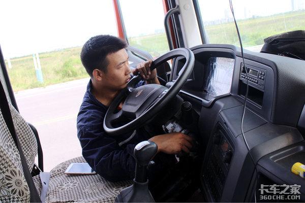 5分钟快速响应半小时现场抢修联合卡车突击检查东营鹏德服务站