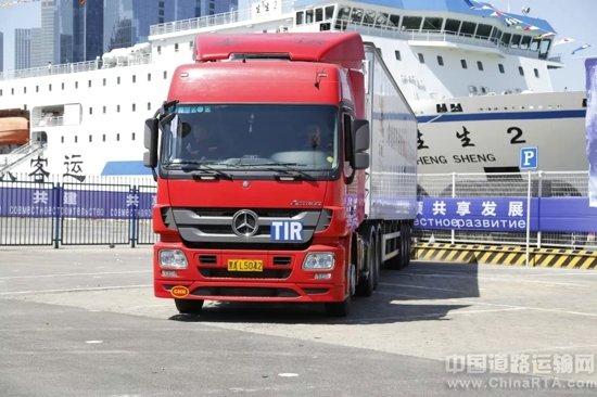 卡车大军走向俄罗斯?TIR运输充满机遇