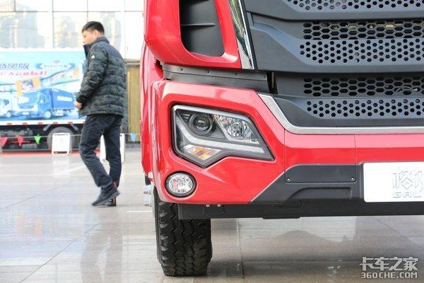 江淮格尔发K5L载货车解析中卡运输利器