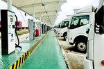 武汉最大物流充电站投运 成本能省7成?