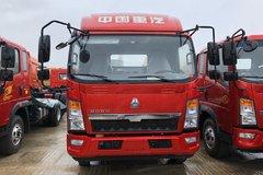 直降0.3万元 重庆悍将载货车底盘促销中