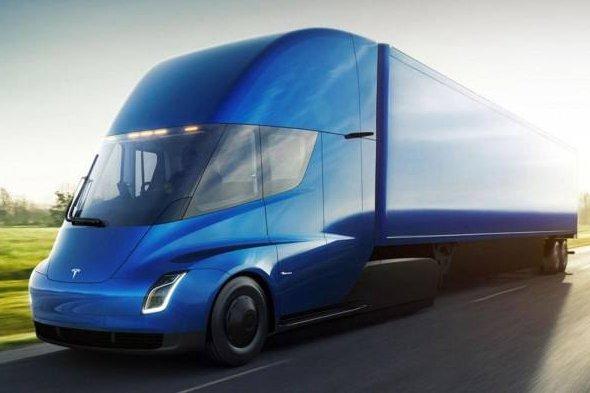 真火!沃尔玛宣布订购30辆特斯拉电卡车