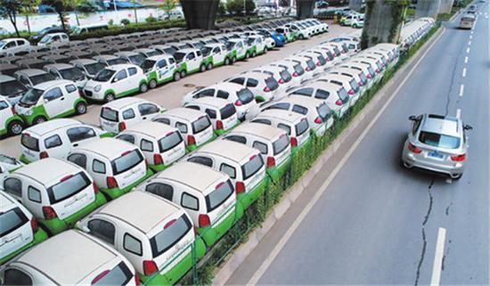 2020年规划2000万辆,新能源汽车产能已过剩十倍