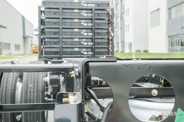 """引领轻卡新时代跃进E500一辆能够兼容""""万千上装""""的纯电动轻卡"""