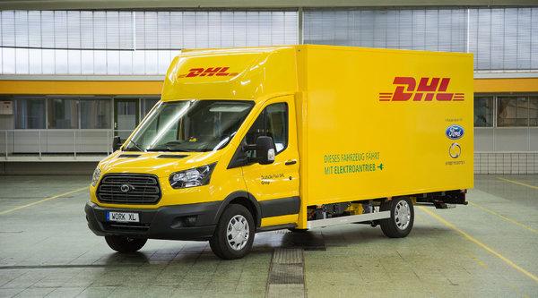 IAA:这车德国邮政也在用基于全顺打造续航超200公里