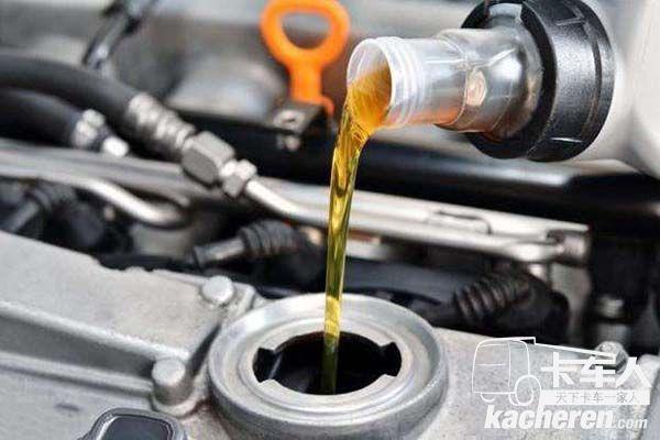 早费钱晚伤车!卡友何时换油不被套路?