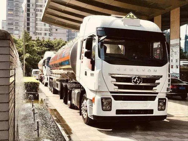 交通部百日行动:全国严查危险品运输车