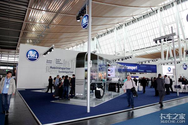 汉诺威车展回顾:车联网技术飞速发展中