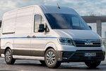 MAN全新电动VAN将在汉诺威车展全球首发