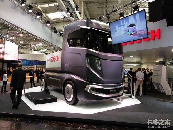 未来卡车长什么样看看这些你就知道了