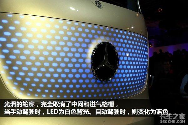 没有后视镜车内全是大屏幕未来卡车长什么样看看这些你就知道了