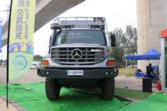 7万平米展车超千台 北京国际房车展开幕