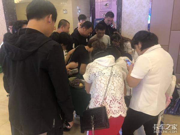 一汽解放暨锡柴奥威(6DL/6DM)产品推介会