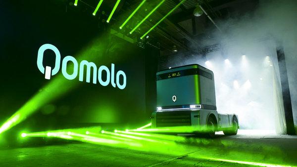 Qomolo逐路&nbsp;诠释<真>全时无人驾驶重卡
